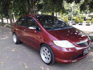 Honda city idsi 2004