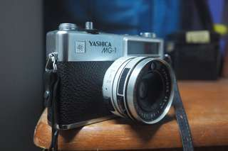 Yashica electro 35 MG-1