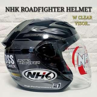 NHK Helmet (RALLI ROADFIGHTER)