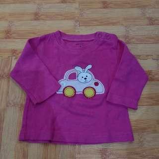 Kaos Pink Rabbit