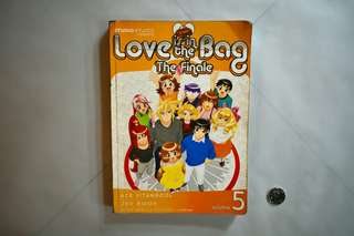 Love is in the Bag Vol. 5 (Manga)