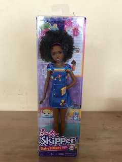 Barbie skipper Babysitter