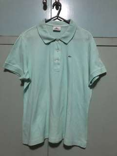 Lacoste - authentic classic polo shirt