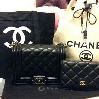 全新Chanel物品不散買出售(高仿1:1 代朋友止在清走)