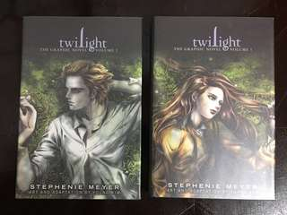 Twilight The Graphic Novel Vol.1&2