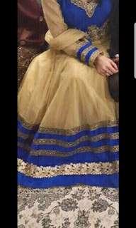 Pakistani / Indian anarkali dress