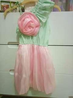 Flower dress soft