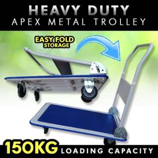 Rental: APEX Portable Trolley 150kg Capacity