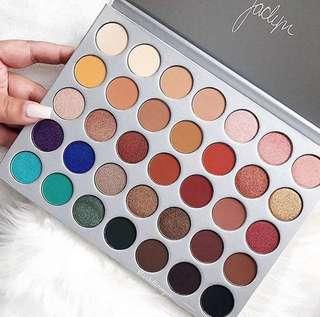 💄 Morphe The Jaclyn Hill Eyeshadow Palette