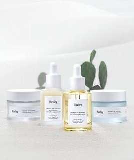 Open PO Korea - Huxley Skincare