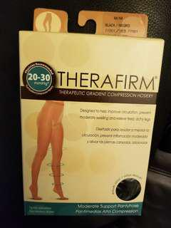 Therafirm Compression Hosiery - Women's Pantyhose (Med 20-30mmHg)