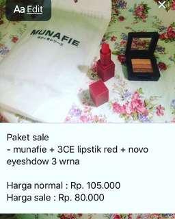 Paket kosmetik sale