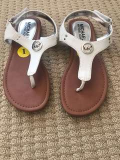 BN Girls MK sandals