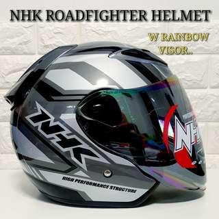 NHK Helmet (ROADFIGHTER)