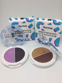 Duo Eyeshadow Flormar