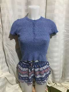 Very Good Condition ribbed top