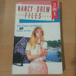 Nancy Drew 2-in-1