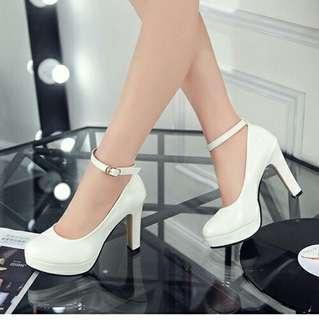Sepatu Heels Pump Pesta 10.5CM