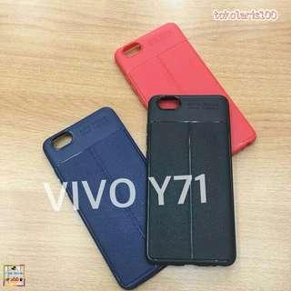 Case - Cover - Softcase - Casing - Sarung VIVO Y71