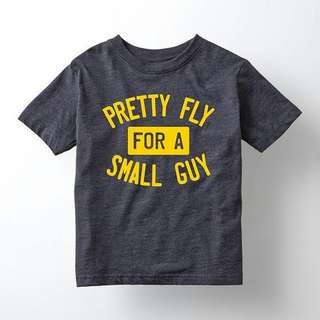 🚚 Pretty Fly Small Guy Unisex Design Apparel Tshirt Tee