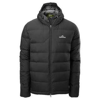 Epiq Men's Hooded Down Jacket SIZE M