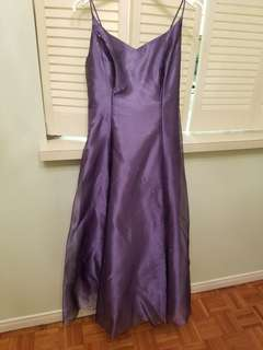 Purple Prom or Evening Dress