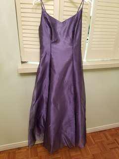 Purple Prom or Evening Dress