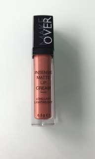 Makeover Intense Matte Lip Cream