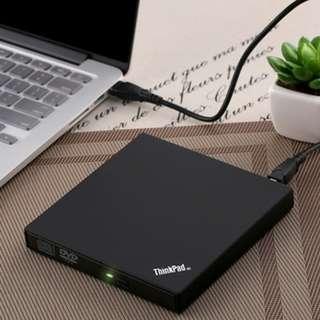 即插即用!USB外置DVD=光碟機,睇片, 裝遊戲,資料備份 全新