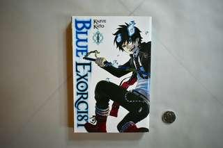 Blue Exorcist Vol. 1 (Manga)