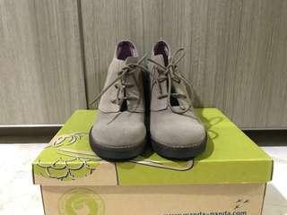 Wanda Panda Sepatu Boots/Platform Wanita