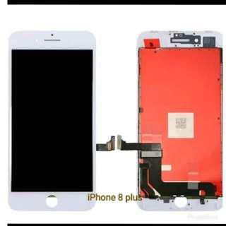 Lcd +Tc iphone 8+