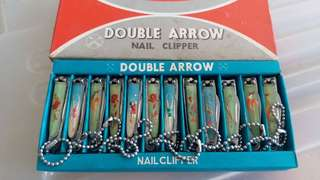 香港懷舊 指甲剪 一盒12個