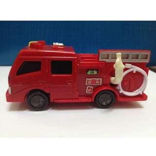 Tomica Fireman Truck (Morita Fire  Engine Type Cd-1)