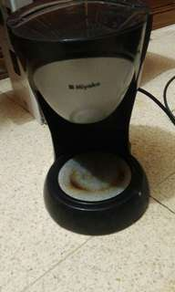 Coffee maker miyako