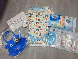 初生嬰兒用品套裝