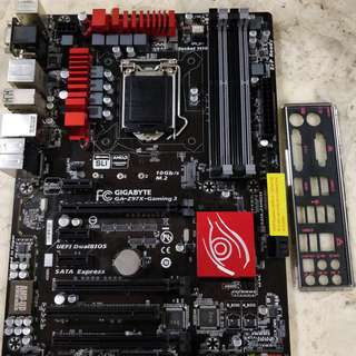Gigabyte GA-Z97X-Gaming 3 Motherboard (LGA 1150)