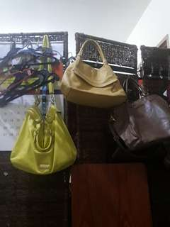 Authentic bags