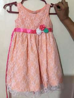 Periwinkle Birthday Dress