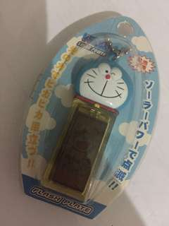 Doraemon dangle keychain