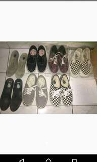 Vans pribadi original second like new all price nego