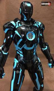 Hottoys1/6 Ironman  Mark 7 X Tron
