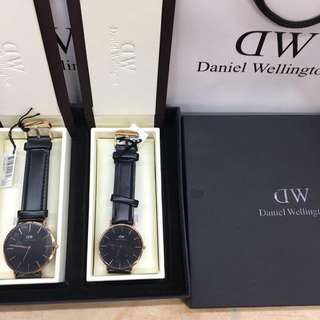 Buy 1 take 1 Couple Watch Daniel wellington