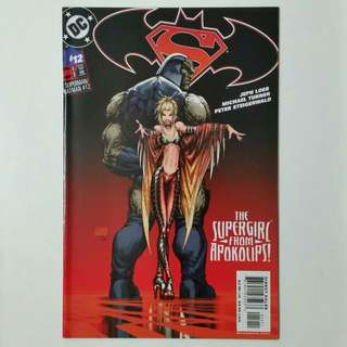Superman/Batman No.12 comic
