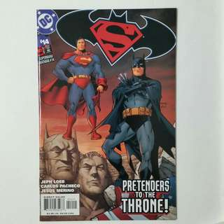 Superman/Batman No.14 comic