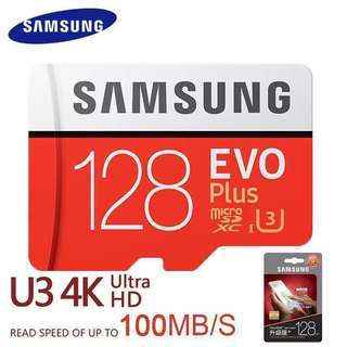 Samsung Memory Card 128GB