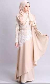 Minimalace fiona dress xs