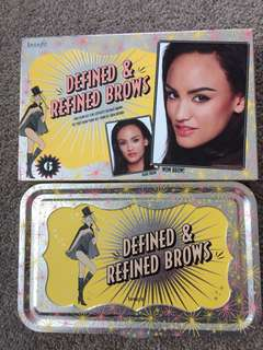 Benefit Defined and Refined Brow Kit