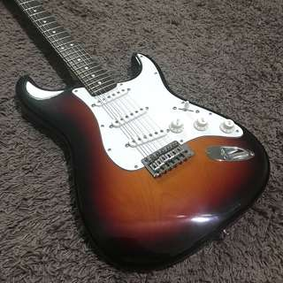 American Fender Stratocaster with Upgrades