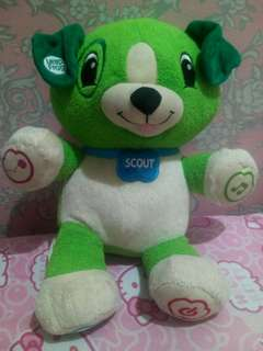 PAL scout dog